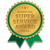 Angie's List Super Service Award 2014 200w