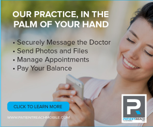 Dentistry for the Entire Family Patient Portal Sign Up Button
