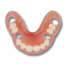 Dentistry for the Entire Family offers teeth partials