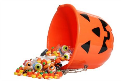 Donate excess Halloween Candy at Dentistry for the Entire Family