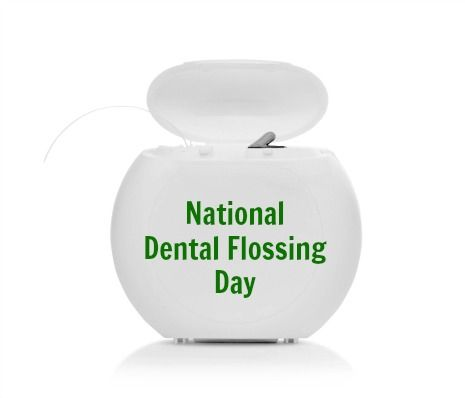 National Dental Flossing Day