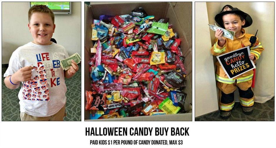 Halloween Sweet Swap Highlights