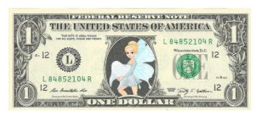 Tooth Fairy Dollar Bills