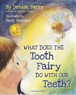 Tooth Fairy Story Time Book for Kids