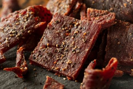 Picture of beef jerky