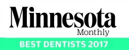 Cretzmeyer voted 2017 Best Dentist in MN Monthly Magazine