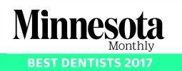 Cretzmeyer voted 2017 Best Dentist in MN Monthly Magazine