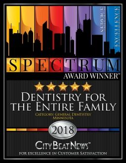 City Beat News Award 2018 to Dentistry for the Entire Family