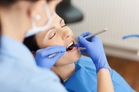 IV is one of three sedation dentistry options to consider.