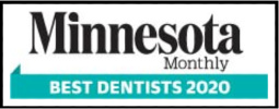 Voted MN Monthly Top Dentist 2020